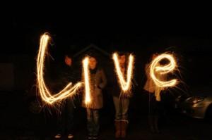 Live in lights